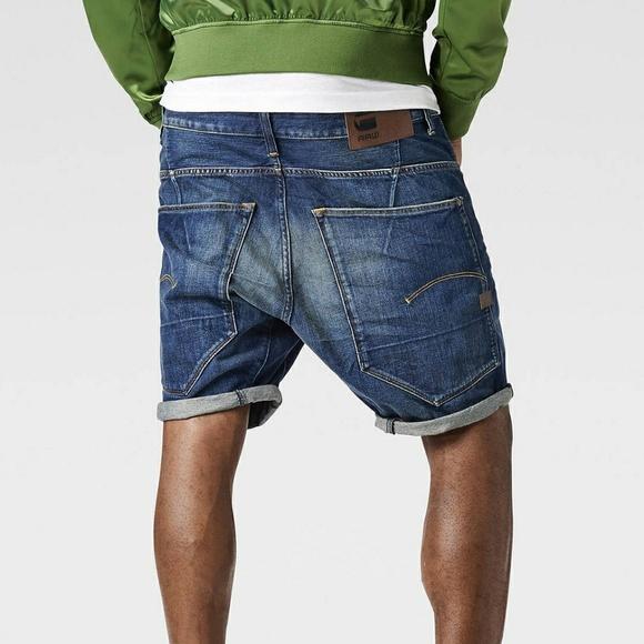 Ultramoderne G-Star Shorts | Euc Gstar Raw Jean | Poshmark SO-18
